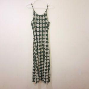Merona Maxi Dress w/ Adjustable Spaghetti Straps